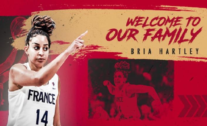 Bria Hartley Galatasaray'da