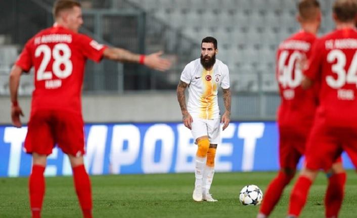 FC Augsburg 4 - 1 Galatasaray