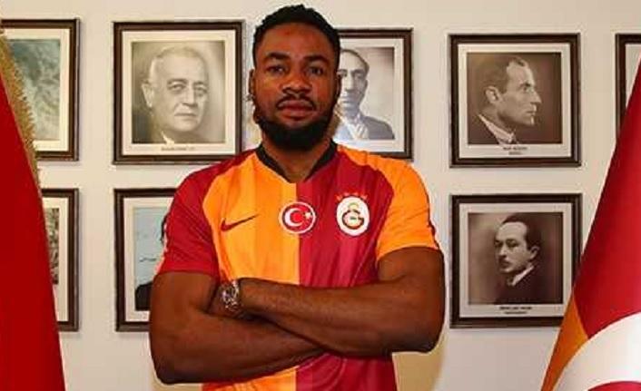 Galatasaray Christian Luyindama'yı KAP'a bildirdi!
