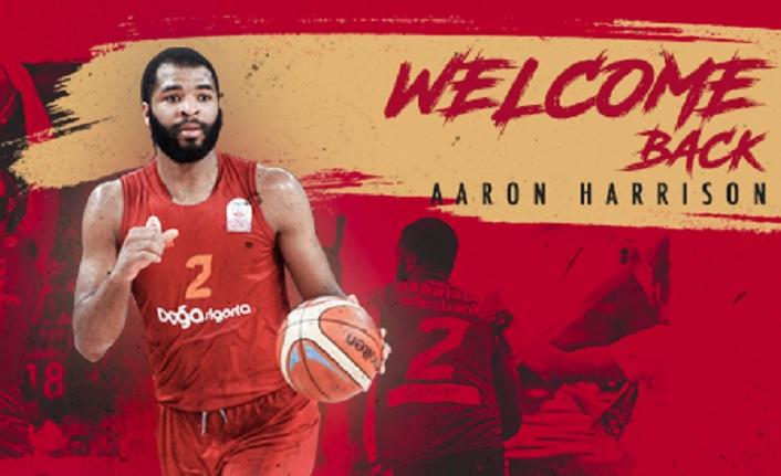 Aaron Harrison ile sözleşme uzatıldı