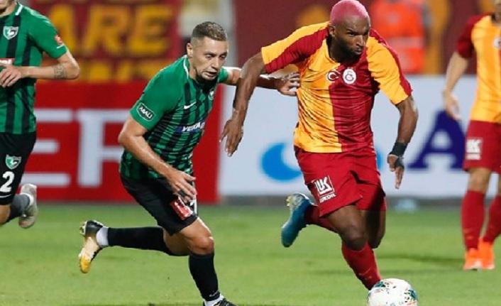 Denizlispor 2 - 0 Galatasaray