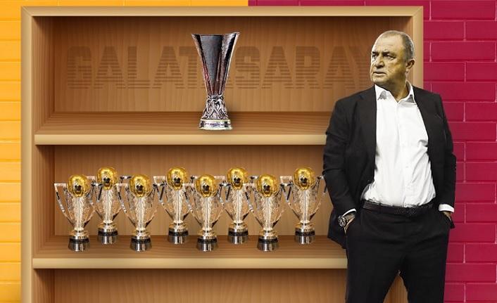 Fatih Terim 20. kupasını kazandı!