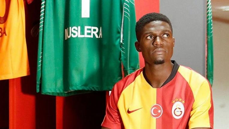 Galatasaray'da Ozornwafor kiralık gitti