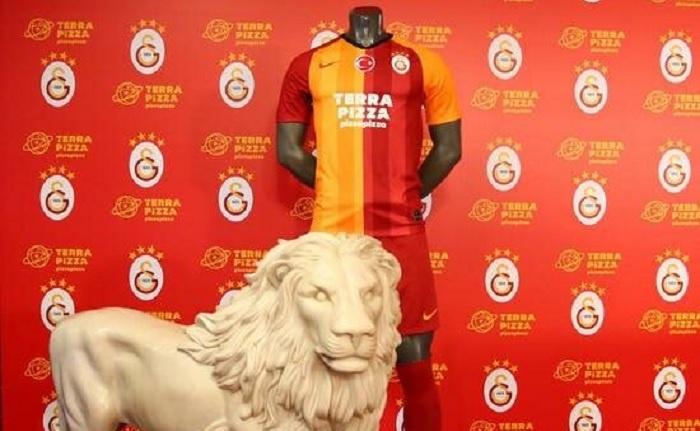 Galatasaray'da sponsorluk anlaşması