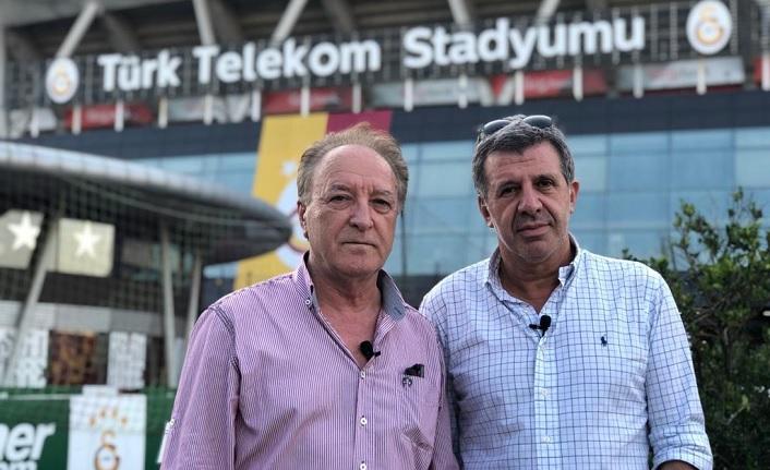Galatasaray-Panathinakios Mücedelesi ile taraftarıyla buluştu! Sıcak gelişmeler yayınımızda!