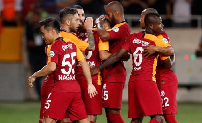Galatasaray, Süper Kupa'yı aldı, üçledi!