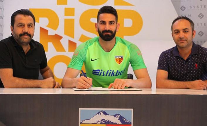 İsmail Çipe Kayserispor'a kiralandı