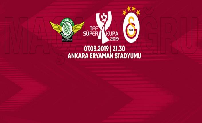 Maça doğru   Akhisarspor - Galatasaray