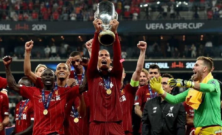 UEFA Süper Kupa'nın sahibi Liverpool!