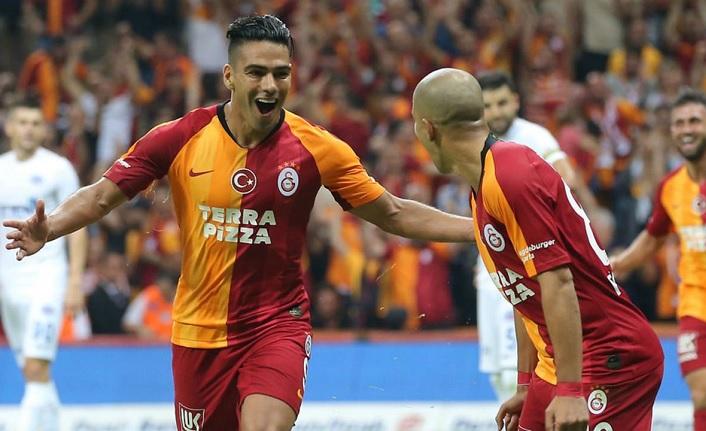 Falcao neden Galatasaray idmanında yer almadı?