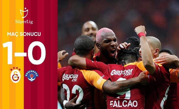 Galatasaray 1-0 Kasımpaşa