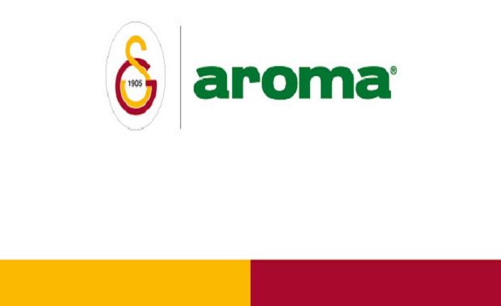 Galatasaray ile Aroma sponsorluk anlaşması imzalıyor