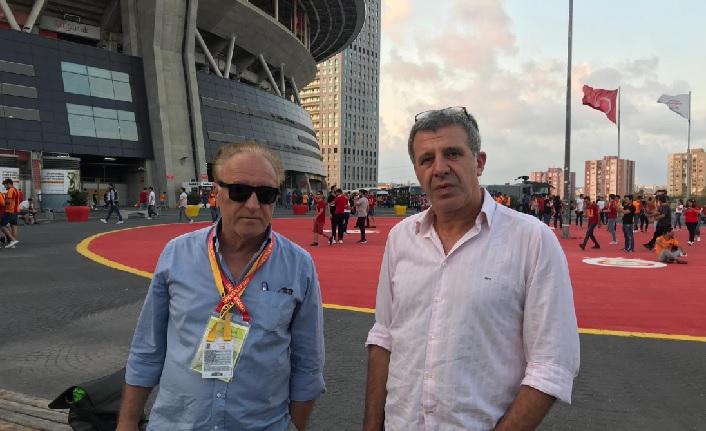 Galatasaray'da Falcao ve Arkadaşları Görücüye Çıkıyor! Taraftar Arena'ya Akıyor