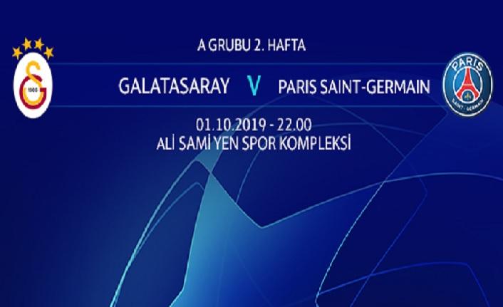 Maça doğru | Galatasaray – Paris Saint-Germain