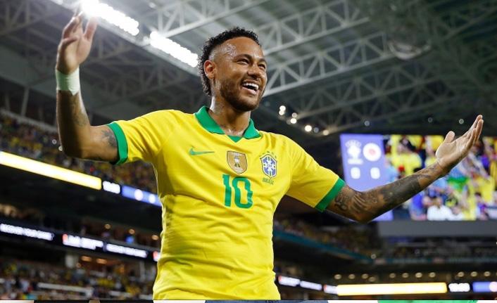 Neymar'dan müthiş dönüş!
