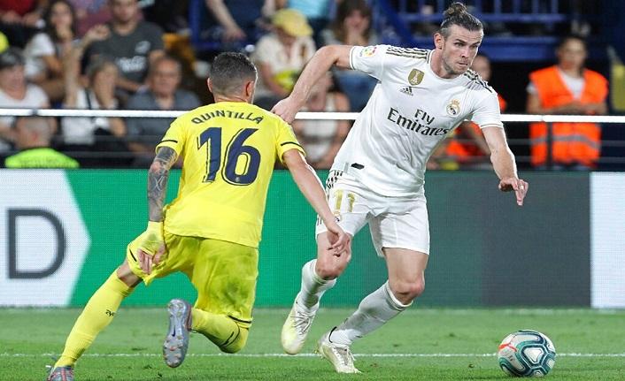 Real Madrid'in puan kaybı sürüyor