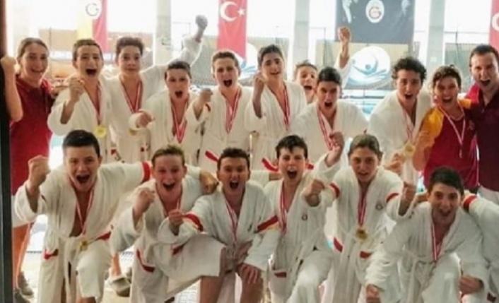 U13 Sutopu Erkek Takımımız Namağlup Şampiyon