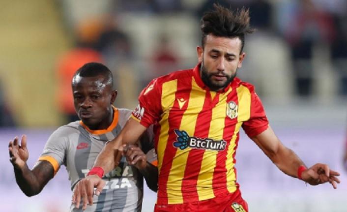 Yeni Malatya-Galatasaray: 1-1 Maç Analizi (Seri'nin golü yetmedi, fırsatlar kaçtı!)