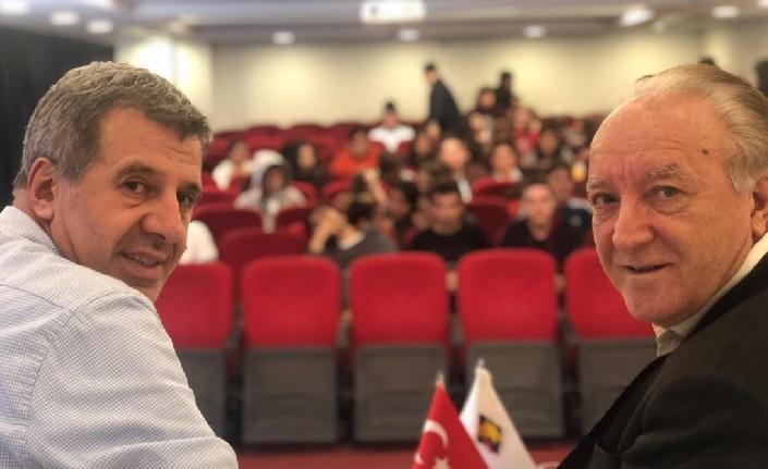 Ajans 1905 Öğrencilerle Buluşuyor Soru Cevap Yayını (Galatasaray'ı öğrencilerimizle konuşuyoruz)