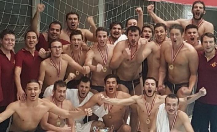 Büyük Erkekler Federasyon Kupası Şampiyonu Galatasaray
