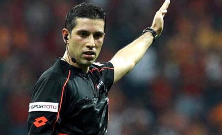 Demir Grup Sivasspor maçının hakemi Ali Palabıyık