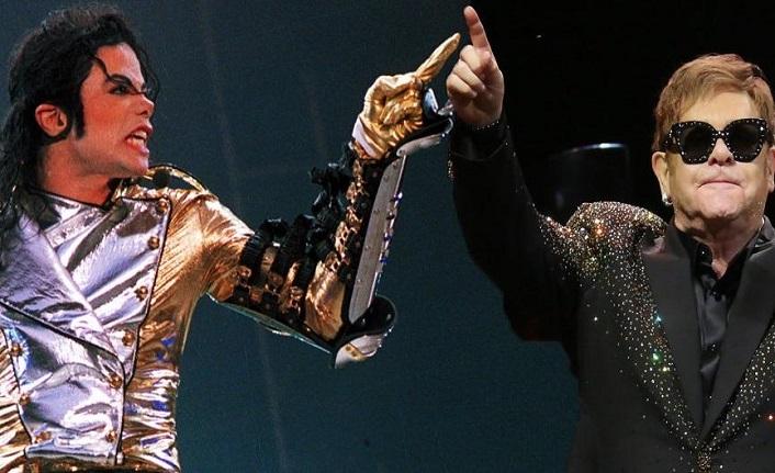 Elton John, Michael Jackson için 'Tahammül edemiyordum' dedi