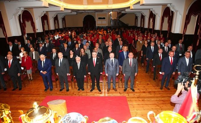 Galatasaray 114 yaşında
