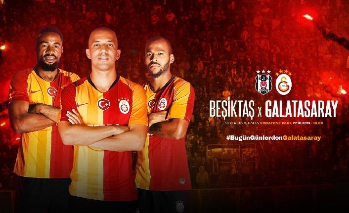Galatasaray'ın derbi 11'i belli oldu!