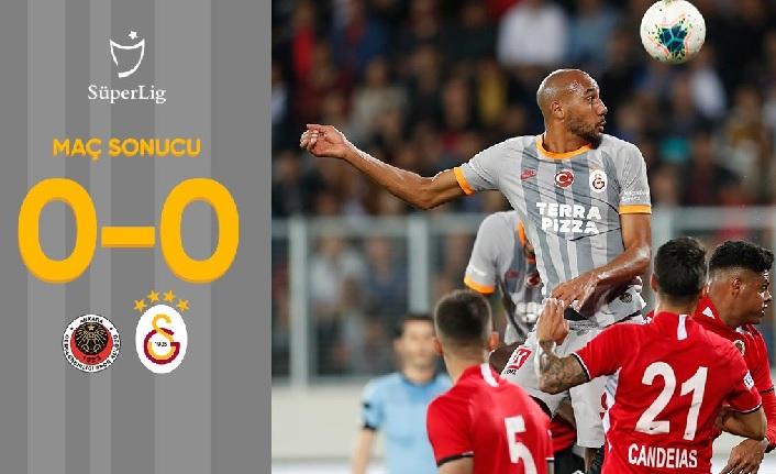 Gençlerbirliği 0-0 Galatasaray