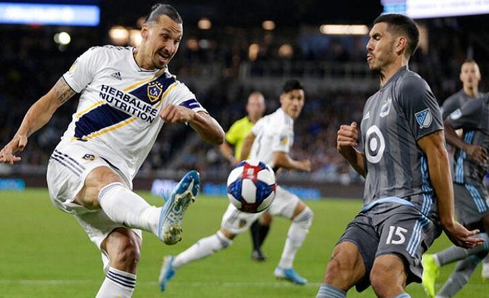 Ibrahimovic'e şok! LA Galaxy yarı finalde elendi