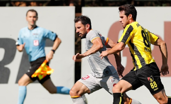 Galatasaray, İstanbulspor'u 3 - 2 mağlup etti