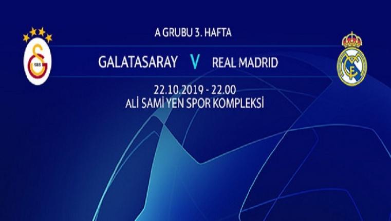 Maça doğru | Galatasaray – Real Madrid