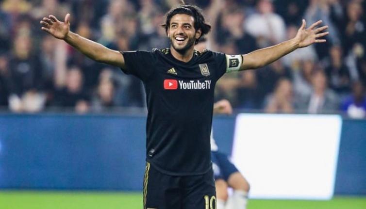 MLS'in gol rekortmeni Carlos Vela