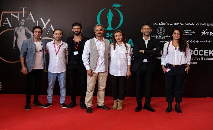 """""""Omar ve Biz"""", Türkiye'deki ilk gösterimini 56. Antalya Altın Portakal Film Festivali'nde gerçekleştirdi"""