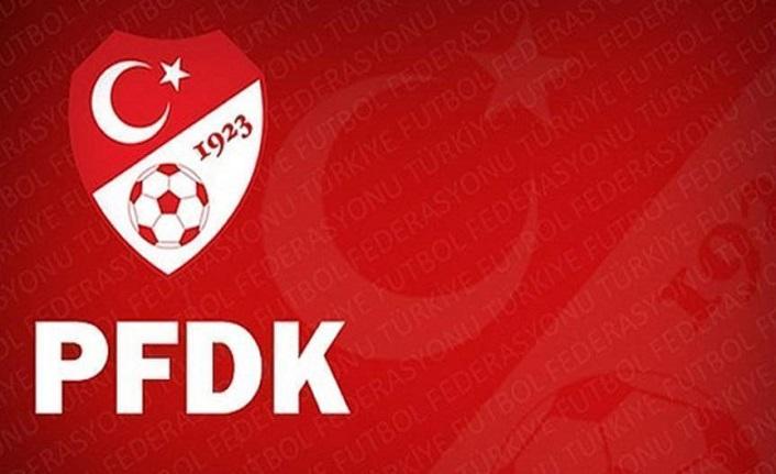 PFDK sevkleri açıklandı! Galatasaray, Beşiktaş, Trabzonspor ve Başakşehir...