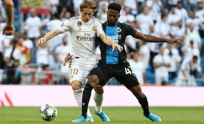 Real Madrid facianın kıyısından döndü: 2-2