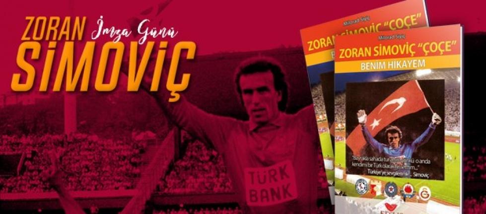 Zoran Simoviç taraftarımızla buluşuyor!