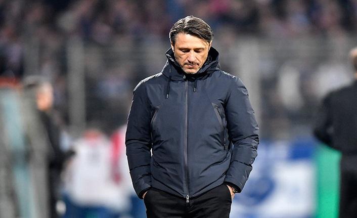 Bayern Münih, Niko Kovac'ı gönderdi