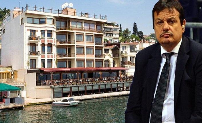 Ergin Ataman'a büyük ayıp! İçeri almadılar...