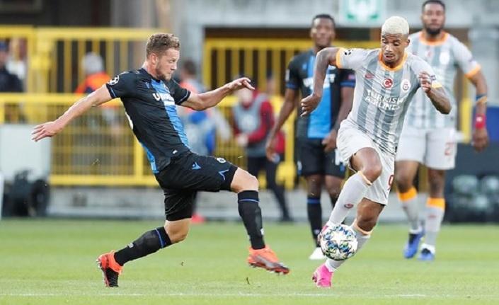 Galatasaray-Club Brugge! Muhtemel 11'ler