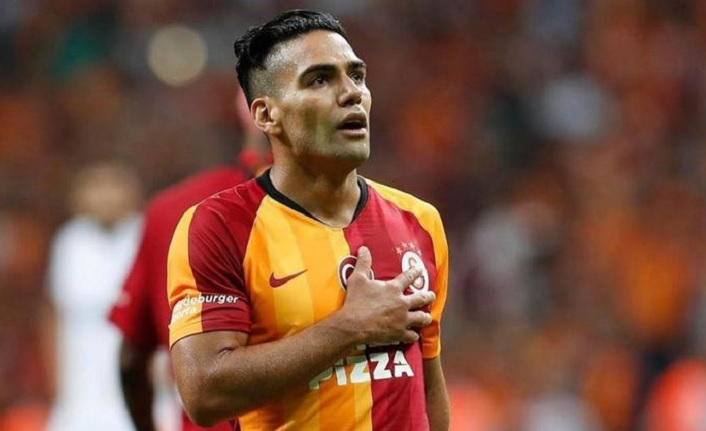 Galatasaray'da Falcao'nun bir golü 16.5 milyon TL