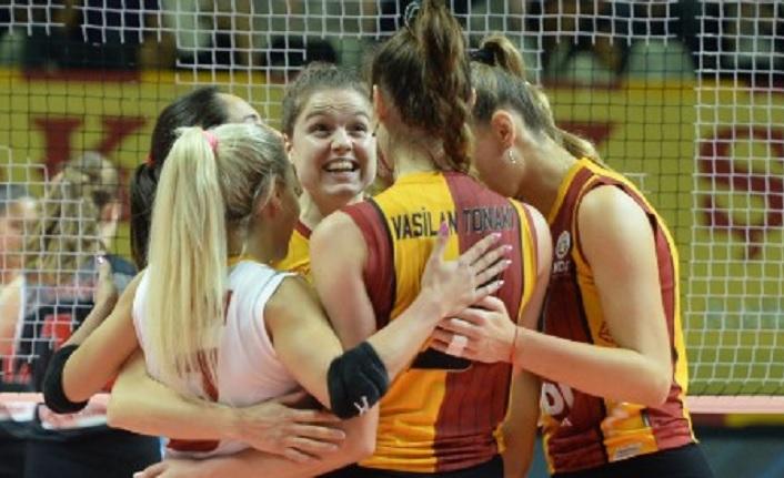 Galatasaray HDI Sigorta 3-0 AtlasGlobal Yeşilyurt