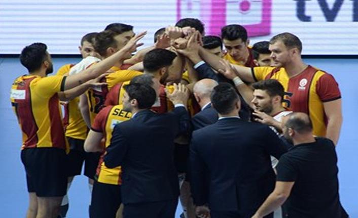 Galatasaray HDI Sigorta 3-0 Spor Toto