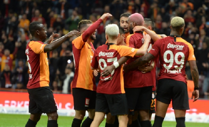 İlk yarı sonucu: Galatasaray 2 - 0 Çaykur Rizespor