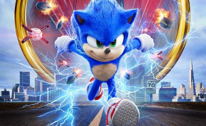 Kirpi Sonic filminden yeni afiş ve fragman!
