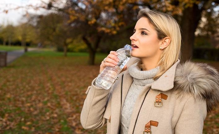Kış aylarında su içmeyi ihmal etmeyin!