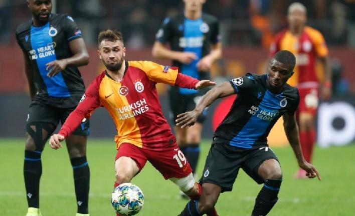 Maç sonucu: Galatasaray 1-1 Club Brugge