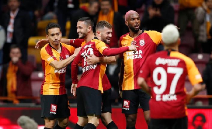 Maç sonucu: Galatasaray 2-0 Çaykur Rizespor