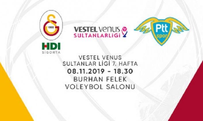 Maça doğru | Galatasaray HDI Sigorta - PTT
