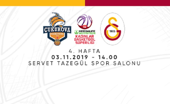 Maça Doğru   Gelecek Koleji Çukurova Basketbol – Galatasaray